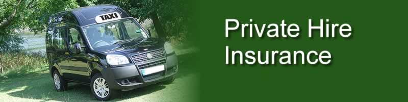 private hire insurance
